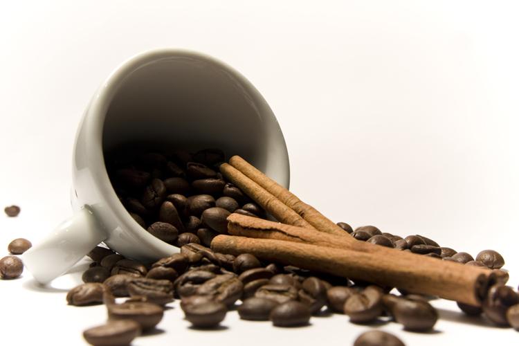 kawa i cynamon