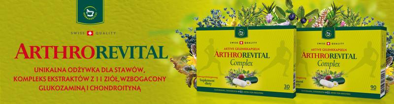 Arthrorevital Complex 90 tabl